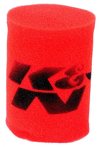 K&N 25-1770 Red Oiled Foam Precleaner Filter Wrap - For Your BD-3303 Round Filter