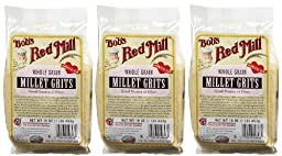 Bob\'s Red Mill Millet Grits/Meal - 16 oz - 3 Pack