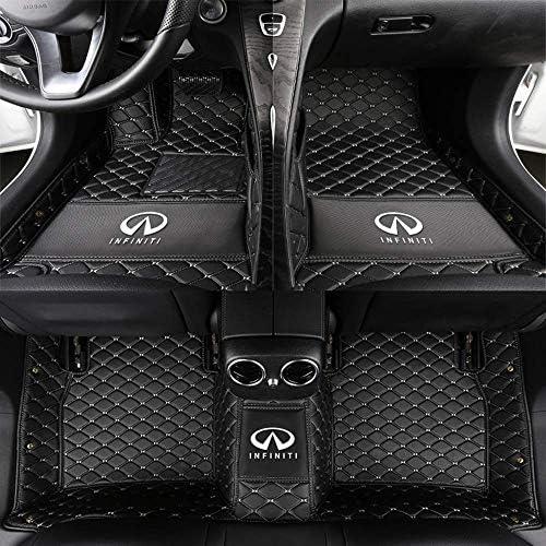 All Weather Heavy Duty Floor Mat Set Autotech Park Custom Fit Car Floor Mat Compatible with 2018-2020 Toyota Camry Sedan
