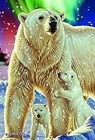 Gift Trenz Polar Bear 3D Postcard (20306)