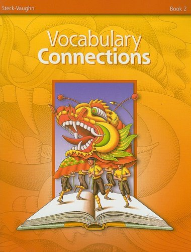 Steck-Vaughn Vocabulary Connections: Student Edition  (Adults B) Book 2