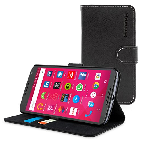 Snugg Leather Executive Google Wallet