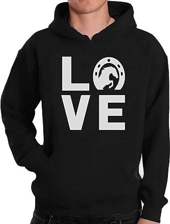 Love Horses Hoodie