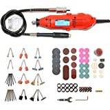 Populo High Performance Rotary Tool Kit with...