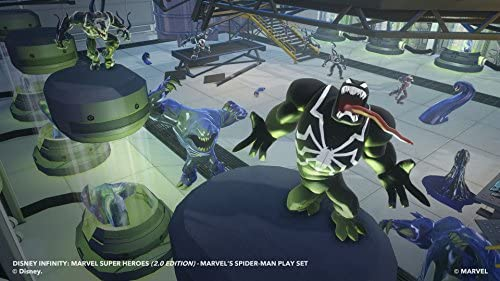 Disney Infinity 2.0 - Figura Venom: not machine specific ...