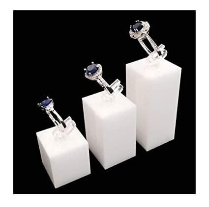 Photography Expo Stands : Amazon.com: ring display stands modern premium grade acrylic ring