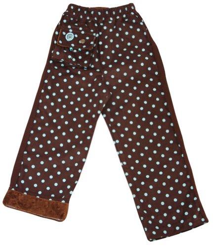 Chocolate Corduroy Pants - 8