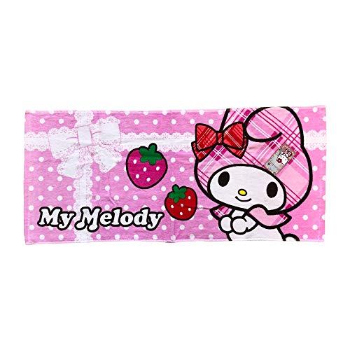 3 Piece Hello Kitty Terry Hand Towel Set, 34 x 80 - Towels Hello Bath Kitty