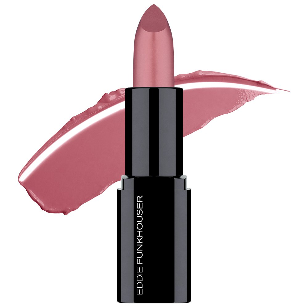 Amazon.com: EDDIE FUNKHOUSER Hyperreal Nourishing Lip Color, Lipstick, Model Citizen, NET WT. 4 g / 0.1 fl. oz.: Beauty