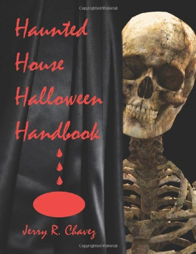 Haunted House Halloween Handbook (Best Haunted House Decorations)