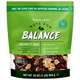 Nature's Eats Nuts for Balance Trail Mix, 16 oz