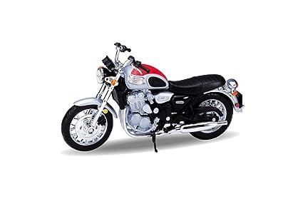 Buy Welly 118 02 Triumph Thunderbird Diecast Motorcycle Model