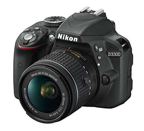 Nikon D3300 - Kit de cámara réflex digital de 27.8 Mp (pantalla 3 ...