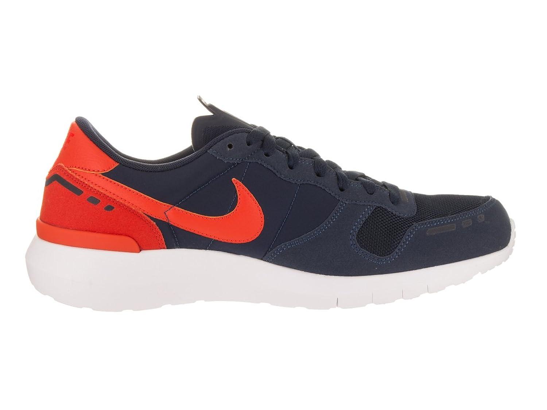 Nike Men s Air Vrtx  17 Obsidian/Team Orange White Running Shoe 11.5 Men US