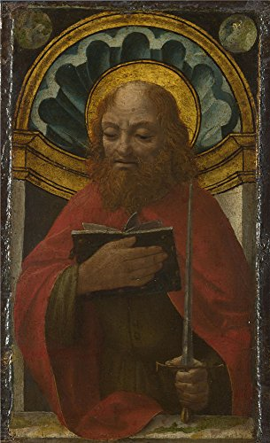 oil-painting-the-master-of-the-pala-sforzesca-saint-paul-24-x-39-inch-61-x-100-cm-on-high-definition