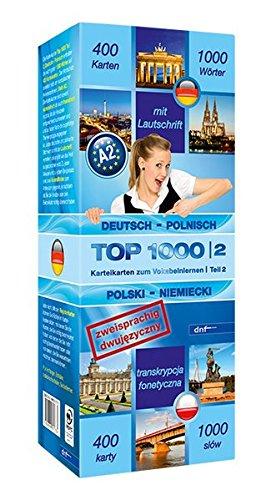 Top 1000 Teil 2: Deutsch-Polnisch/Polnisch-Deutsch