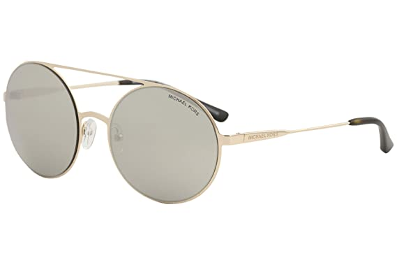 Mk1027 Kors women Rose Men 55mm Goldsilver Sunglasses Michael 55 Cabo Tlu1JFKc3