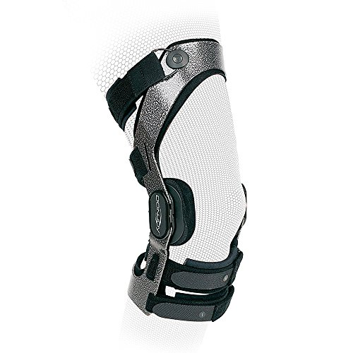 53942167ca Donjoy Armor Fourcepoint Hinged Knee Brace - ACL Ligament Knee Support