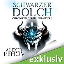 Schwarzer Dolch (Chroniken der Seelenfänger 1) Hörbuch von Alexey Pehov Gesprochen von: Oliver Siebeck
