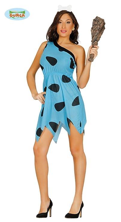 Disfraz de Dama Troglodita para mujer: Amazon.es: Juguetes y juegos