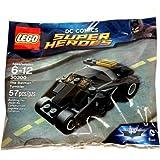 LEGO Super Heroes DC Comics Batman Tumbler promo 30300 poly-sac