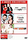 The Ugly Truth / Friends With Benefits / Knocked Up DVD