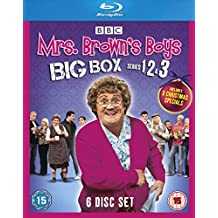 Mrs Brown's Boys-Big Box Series 1-3