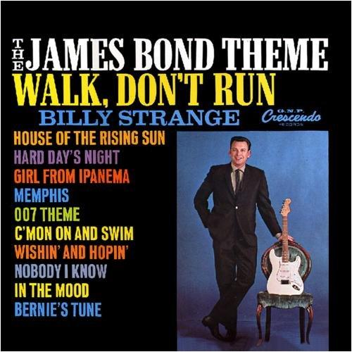 The James Bond Theme / Walk, Don't Run, '64