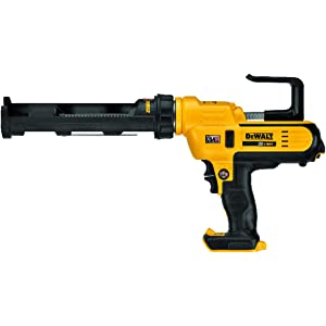 DEWALT 20V MAX - Best Cordless Caulking Gun