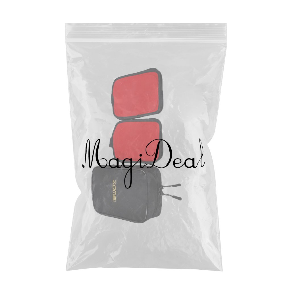 MagiDeal 16Pocket Lens Filter Bag Pouch Case For 100150mm Cokin Z Series Filter by MagiDeal
