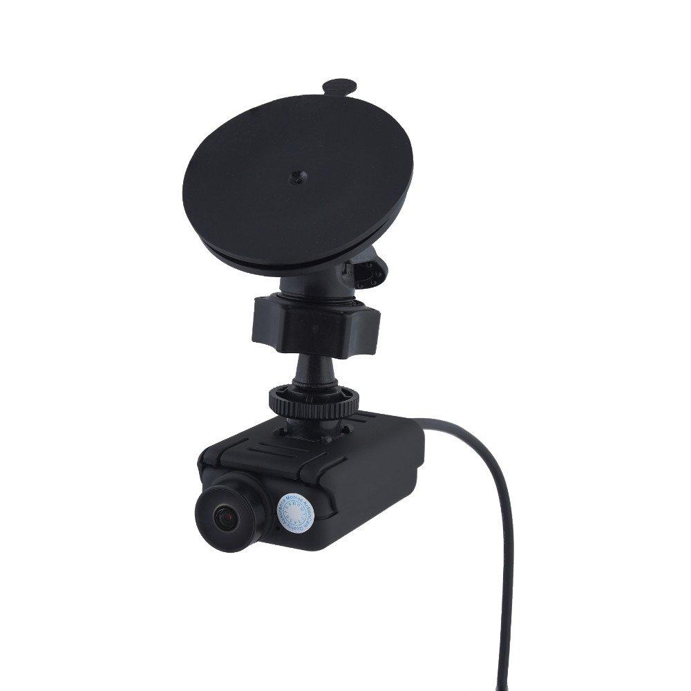 Wide Angle Mobius ActionCam 1080p HD Camera With Dash Cam Kit (V3 / 820 mAh / Lens C2 / No Memory) by Novotm
