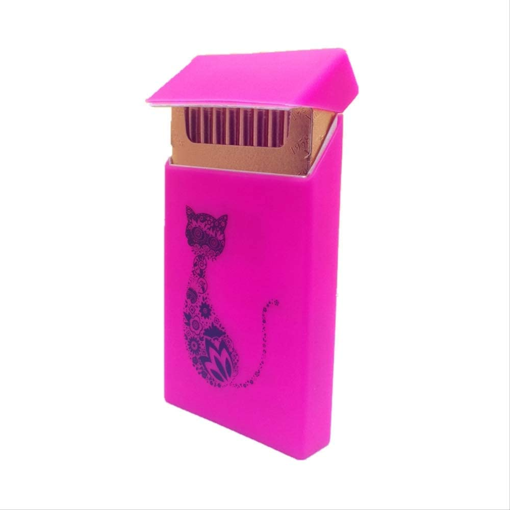 Caja de Embalaje ESFSAF Caja de Cigarrillos de Gel de sílice de ...