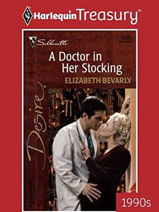 book cover of A Doctor in Her Stocking