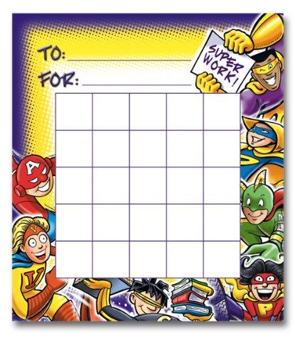 Superheroes Mini Incentive ch