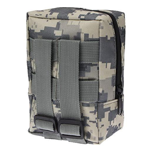 SKU : S-OG-4327C MUMUWU 800D Raincoat Fabrics Waist Bag for Investigation Tools Outside Bags