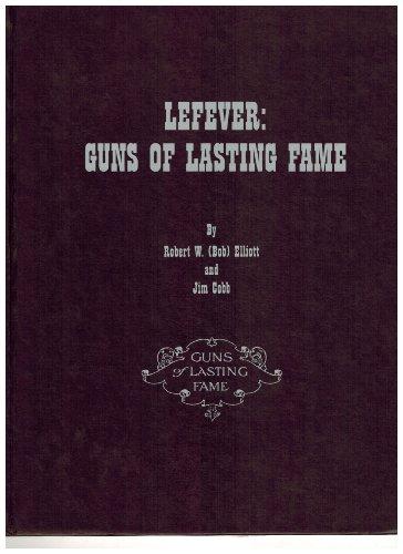 Price comparison product image Lefever: Guns of Lasting Fame