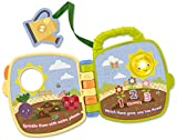 Best Fisher-Price Book For A One Year Olds - Fisher-Price Tiny Garden My Garden Book Review