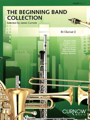 The Beginning Band Collection (Grade 0.5): Bb Clarinet 2 -