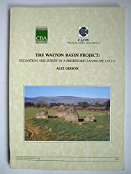 The Walton Basin Project: Excavation and Survey in a Prehistoric Landscape 1993-7 (CBA Research Reports)
