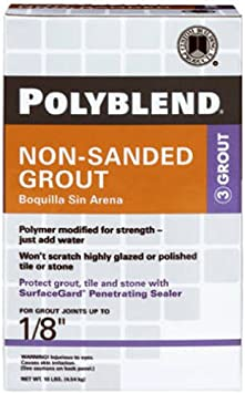 2-Pack Custom Building Product WDG5 5 lb Non-Sanded White Tile Grout