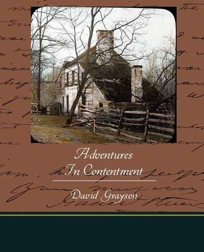 Download Adventures In Contentment ebook