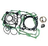 yfz 450 engine rebuild kit - Brand New Complete Engine Rebuild Gasket Gaskets Seal O-ring Kit Set for Yamaha YFZ 450