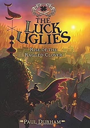 book cover of Rise of the Ragged Clover