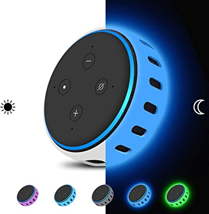 Protective Silicone Cover For Echo Dot,new.