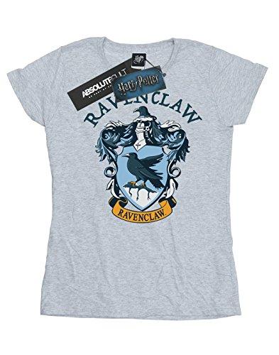 Cult Ravenclaw Sport Absolute Crest Femme Potter Gris Harry T shirt SRdAdqp