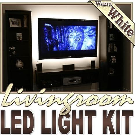 Amazon.com: biltek 32,8 FT Blanco Cálido Lámpara de cocina ...