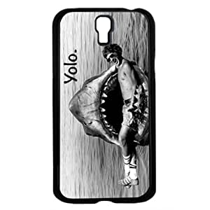 YOLO Shark Bite Hard Snap On Case (Galaxy S4 IV)