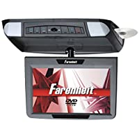 Farenheit MD-900 Ceiling Mount DVD Entertainment System w/ 9 LCD