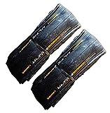 Continental Ultra Sport II 700c x 25mm Road Bike Folding Tires (PAIR - 2 TIRES)