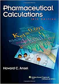 pharmaceutical calculations ansel 14th edition pdf free download